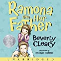 Ramona and Her Father (       UNABRIDGED) by Beverly Cleary Narrated by Stockard Channing