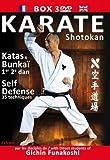 echange, troc Karaté Shotokan (3DVD)