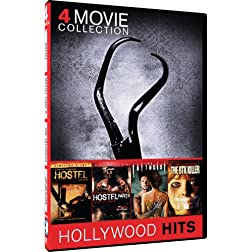 Hostel/Hostel 2/The Tattooist/The Hunt for the BTK Killer - 4-Pack