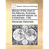 Memoir of the chart of the Natunas, Anambas and adjacent islands. by A Dalrymple. 1786.