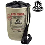 LP Rumba Bongo Bag - Includes: LP Rumba Rhythm Shaker (LP201BK-P)