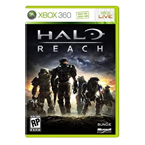 51VUIdcJJeL. AA300  Halo: Reach w/ $20 Games Credit (Xbox 360)   $60