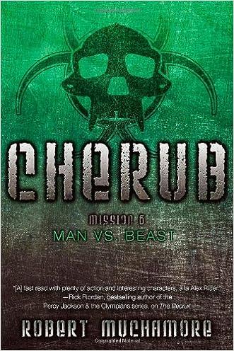 Man vs. Beast (CHERUB)
