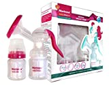 Baby Dreams MBD Manual Breast Pump (Pink)