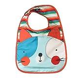 boboli, BABERO - Babero para bebés, color listado multicolor, talla UNIC
