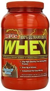 MET-Rx Ultramyosyn Whey, Cookies 'N Cream, 2 Pounds
