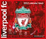 Official Liverpool FC Block Calendar 2012