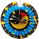 Heku 695 Laterne, Motiv Sonne, Mond & Sterne, ø 30cm (WH2)
