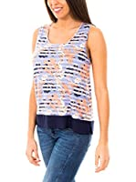 McGregor Top Milo Jillian (Azul / Multicolor)
