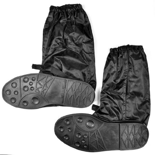 Lightweight Outdoor Survival Camper Hiker Scouting Footwear Gear Rain Boot Shoe Waterproof Covers Picture