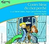 Les contes bleus du chat perche Audiobook PACK [Book + CD] (French Edition)