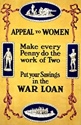 Appeal to Women World War I Poster Photograph - Beautiful 16x20-inch Photographic Print from the Library of Congress Collection