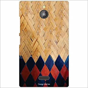 Design Worlds Back Cover Nokia X2 - Phone Cover Multicolor