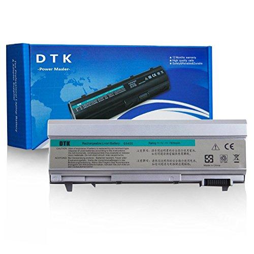 Dtk® nuova Lavolta-Batteria di ricambio per DELL Latitude E6400 E6410 E6500 E6510 precision M2400 M4400, M4500 PT434 73Wh-Batteria 9 CELL-Batteria per PC portatile e notebook, P/N: PT434, PT435, DELL, Latitude, cellule, KY266, KY268, FU268, FU274, E6400, MN632, E6410, E6500, E6510, NM633, precision, M2400, M4400, M4500, 11,1 V) 7800MAH 9CELLS Batteria per computer portatile