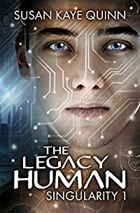 The Legacy Human by Susan Kaye Quinn ebook deal