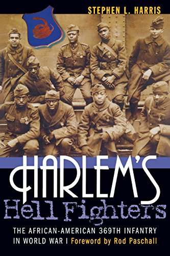harlems hell fighters essay
