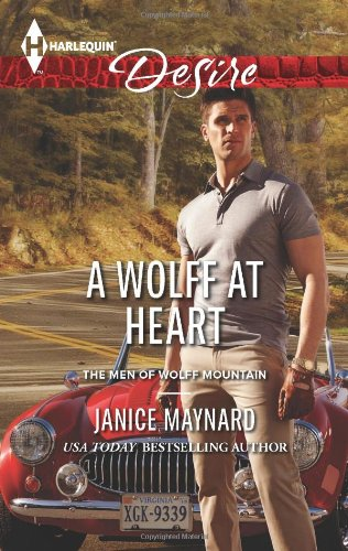 Image of A Wolff at Heart (Men of Wolff Mountain)