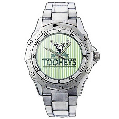 xze01-1299-tooheys-extra-dry-1869-beer-stainless-steel-wrist-watch