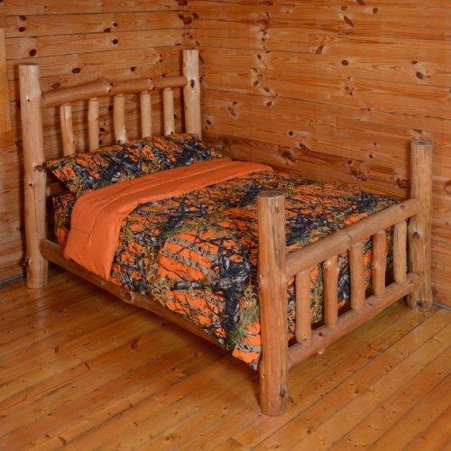 comforter sheet and pillowcase set queen oak camo comforter