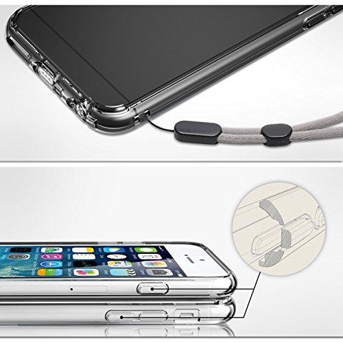 Iphone 6 plus funda ringke fusion todo nuevo polvo for Nuevo fusion plus