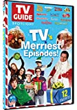 TV Guide Spotlight: TV's Merriest Holiday Episodes: Bewitched - The Flying Nun - The Partridge Family - Roseanne - The Cosby Show - Married With Children - 3rd Rock From The Sun - The Ellen Show - Just Shoot Me - The Nanny - NewsRadio - That '70s Show