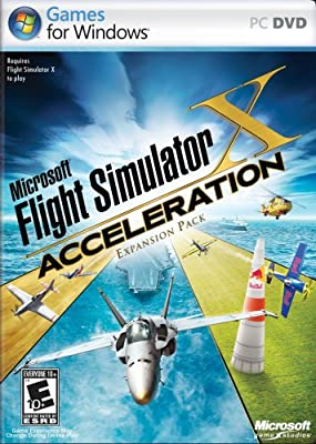 Microsoft Flight Simulator X Acceleration Expansion - PC by Microsoft