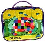Elmer Personalised Lunch Bag