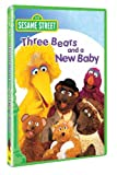 51VUePNqWSL. SL160  Sesame Street   Three Bears and a New Baby