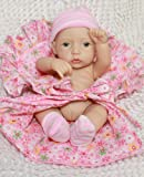 Reborn Doll Lifelike Baby Children Doll Girl Tracy 11 Inch