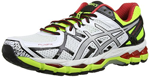 asics-gel-kayano-21-herren-laufschuhe-weiss-white-lightning-flash-yellow-0191-425-eu-8-uk
