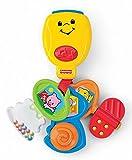 Fisher Price Nursery Rhyme Keys baby toy