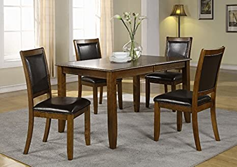 "DARK WALNUT ASH VENEER 36""X 54""X 72"" DINING TABLE (SIZE: 72L X 36W X 30H)"