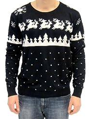 Christmas Sweater Humping Reindeer Medium
