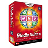 Cyberlink Media Suite 8 Centra (PC CD)by Cyberlink