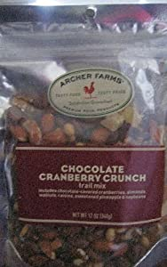 Archer Farms Chocolate Cranberry Crunch Trail Mix 12oz