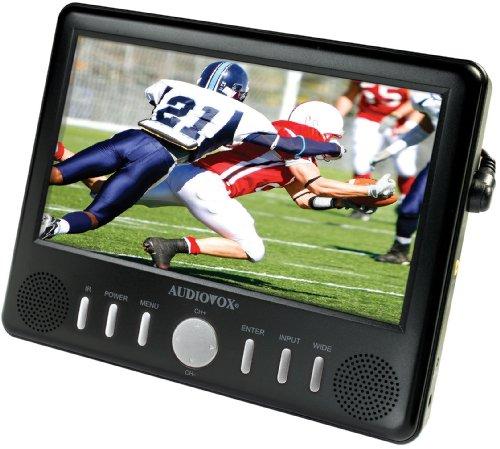 Audiovox FPE709 7-Inch Handheld Handheld LCD TV, Black