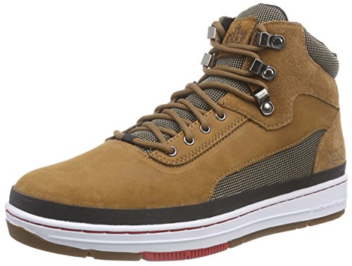 K1X - K1X Gk 3000 Le Mk2, Alte Scarpe Da Ginnastica da uomo, marrone (dark honey / red), 44