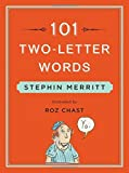 By Stephin Merritt 101 Two-Letter Words (1st First Edition) [Hardcover]