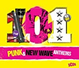 101 Punk And New Wave Anthems by Various (2010) Audio CD
