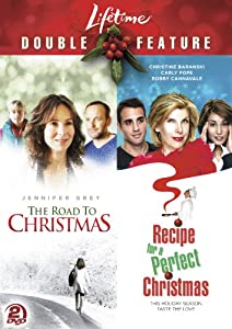 Lifetime Double Feature Road To Christmas Recipe For A Perfect Christmas from A&E Entertainment