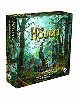Fantasy Flight Games The Hobbit Card Game