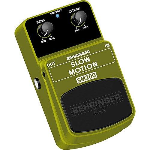 Behringer Sm200 Slow Motion Guitar Effects Pedal