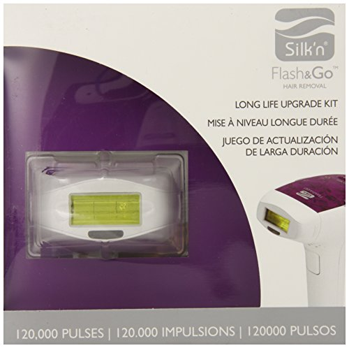 Silk'n Flash&Go Long Life Upgrade Kit Cartridge