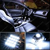 Honda Accord White Interior LED Package  6 Pieces