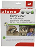 Diono Easy View Back Seat Mirror, Black