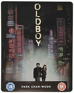 Oldboy - Blu-Ray [Steelbook]