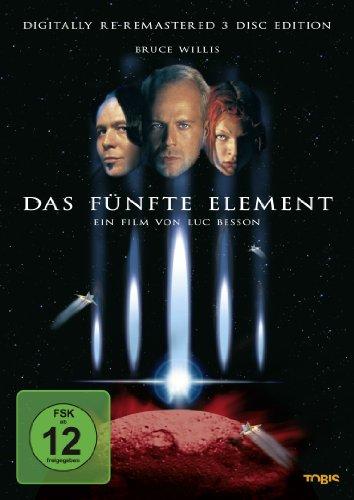 Das fünfte Element [3 DVDs]