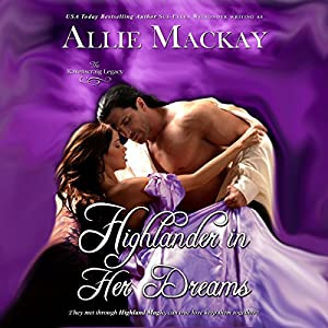 Highlander in Her Dreams Audiobook