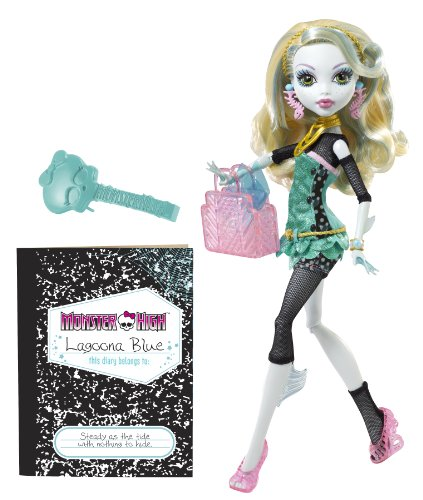 Monster High – W2822 – Doll Set – Lagoona Blue 2011