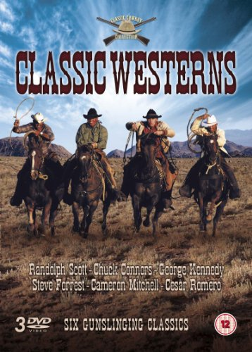 Classic Westerns Collection [DVD]